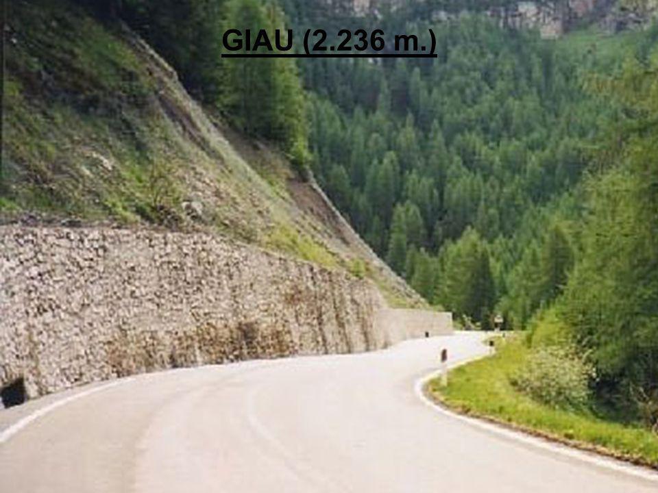 GIAU (2.236 m.)