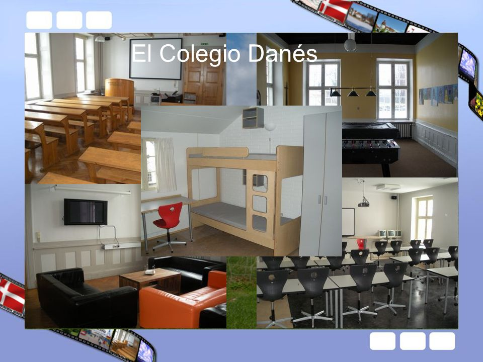 El Colegio Danés