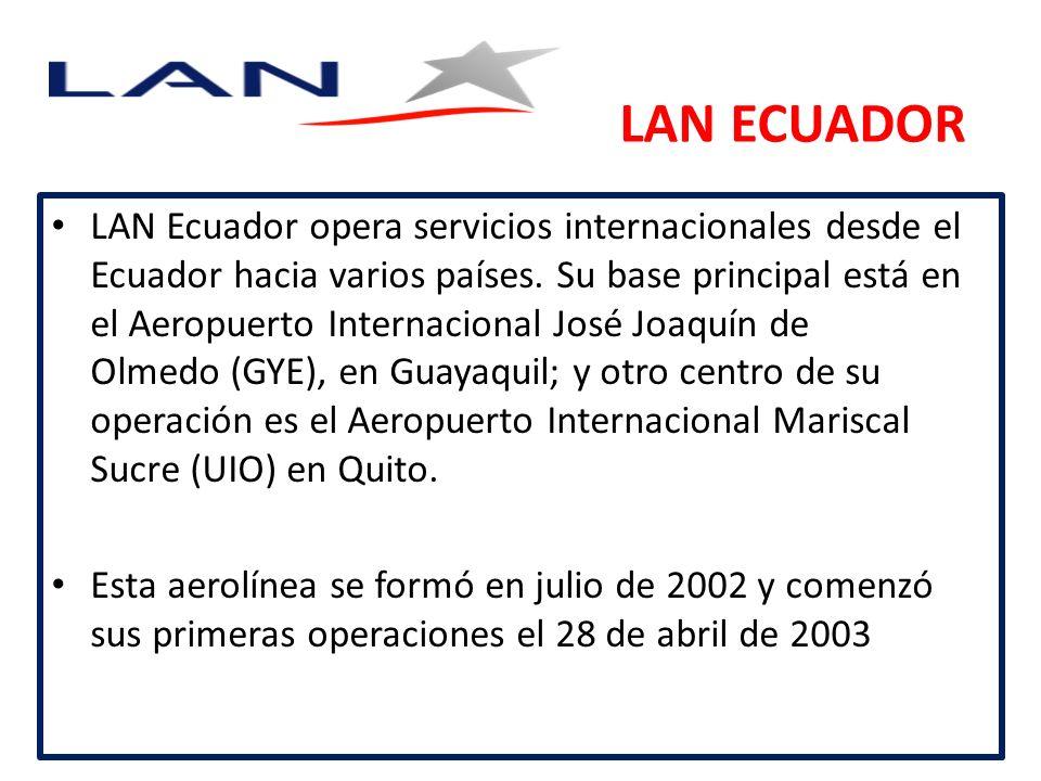 LAN ECUADOR