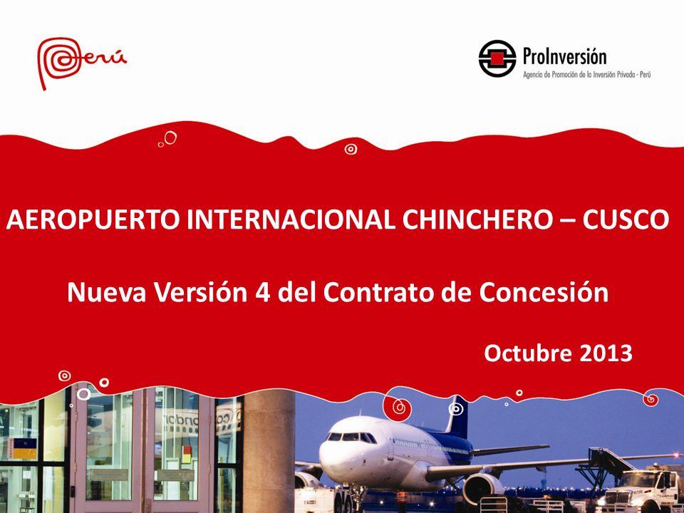 AEROPUERTO INTERNACIONAL CHINCHERO – CUSCO