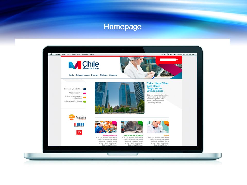 Homepage Revisar en register.com