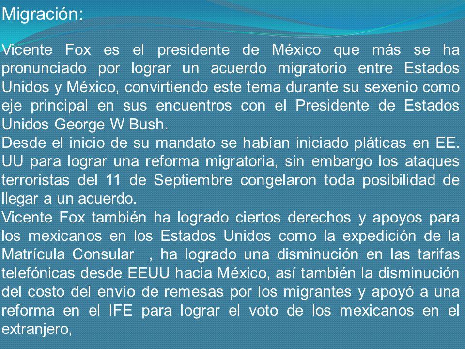 Migración: