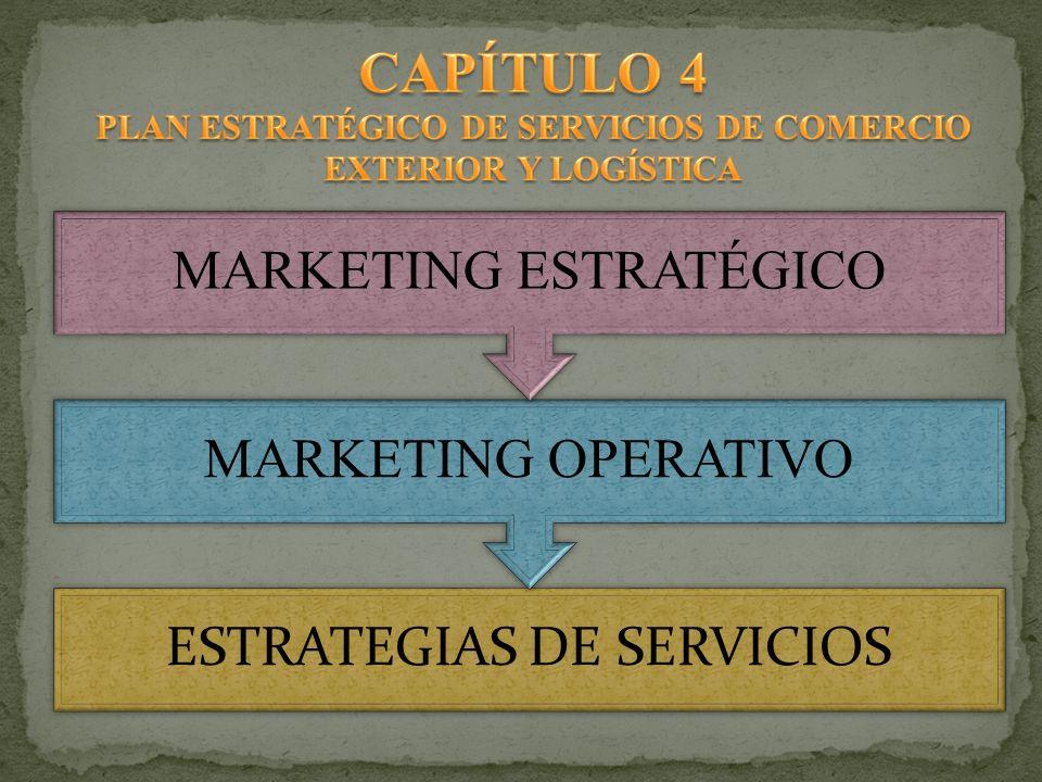 PLAN ESTRATÉGICO DE SERVICIOS DE COMERCIO EXTERIOR Y LOGÍSTICA