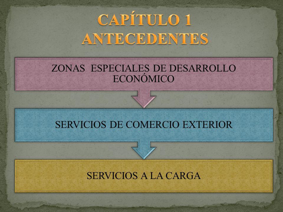 CAPÍTULO 1 ANTECEDENTES