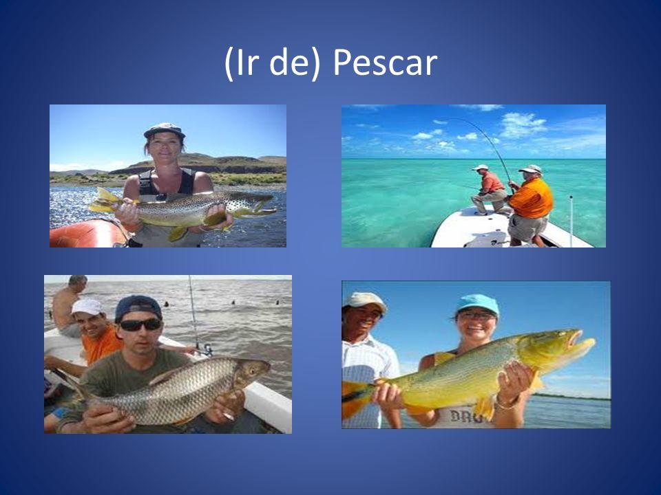 (Ir de) Pescar