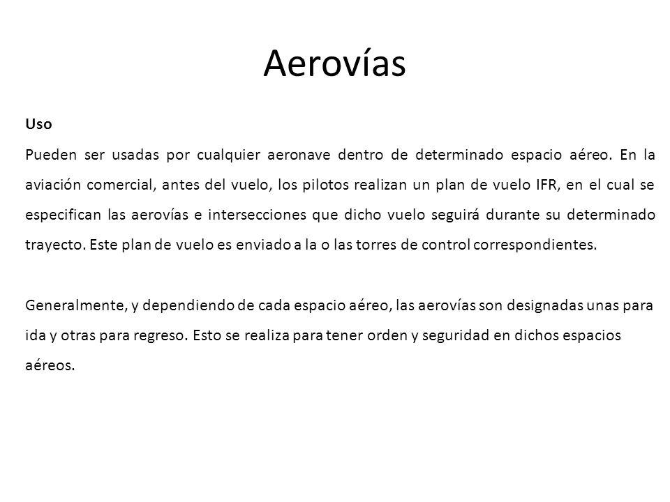 Aerovías Uso.