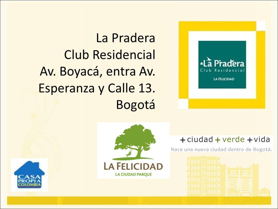 Av. Boyacá, entra Av. Esperanza y Calle 13. Bogotá