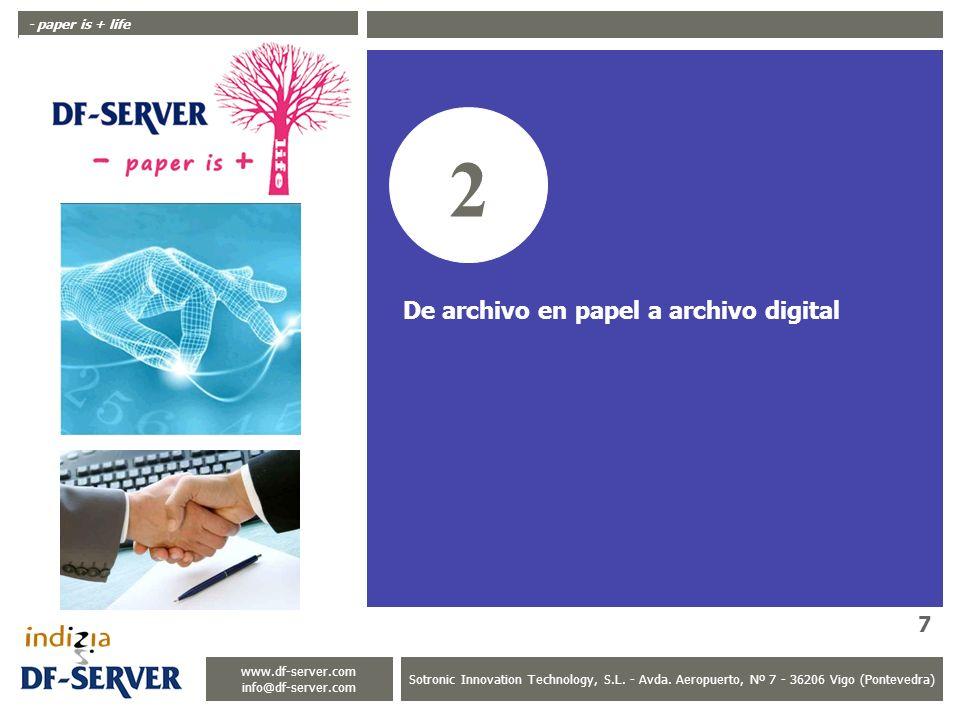 2 De archivo en papel a archivo digital