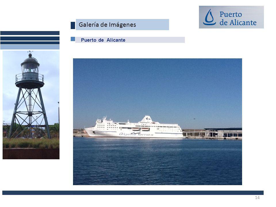 Galería de Imágenes Puerto de Alicante