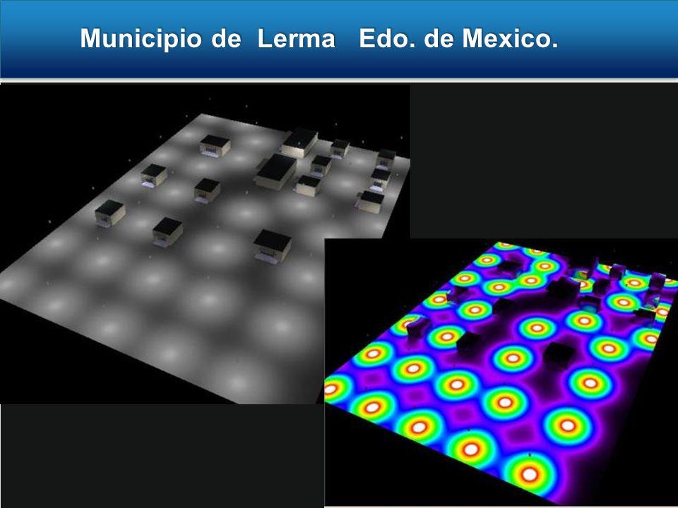 Municipio de Lerma Edo. de Mexico.
