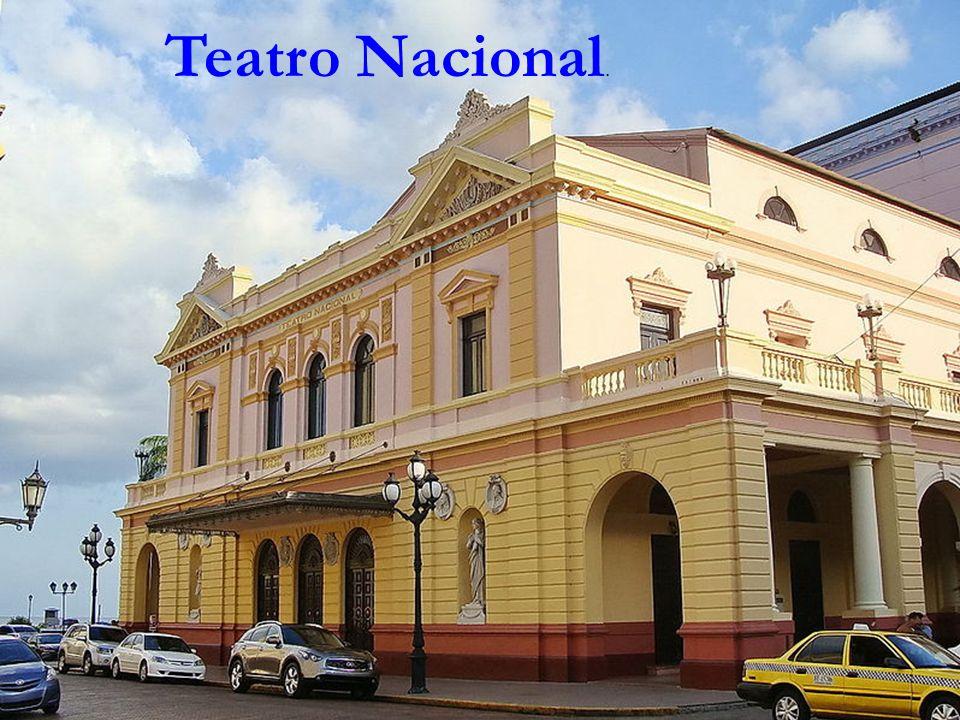 Teatro Nacional.