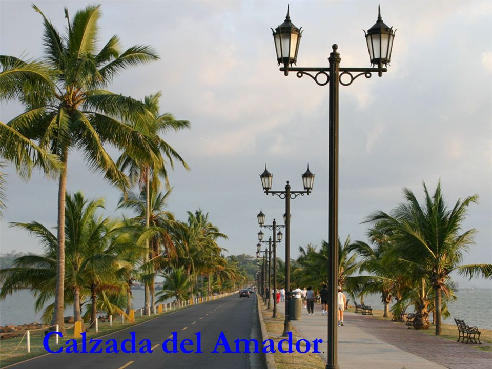 Calzada del Amador.
