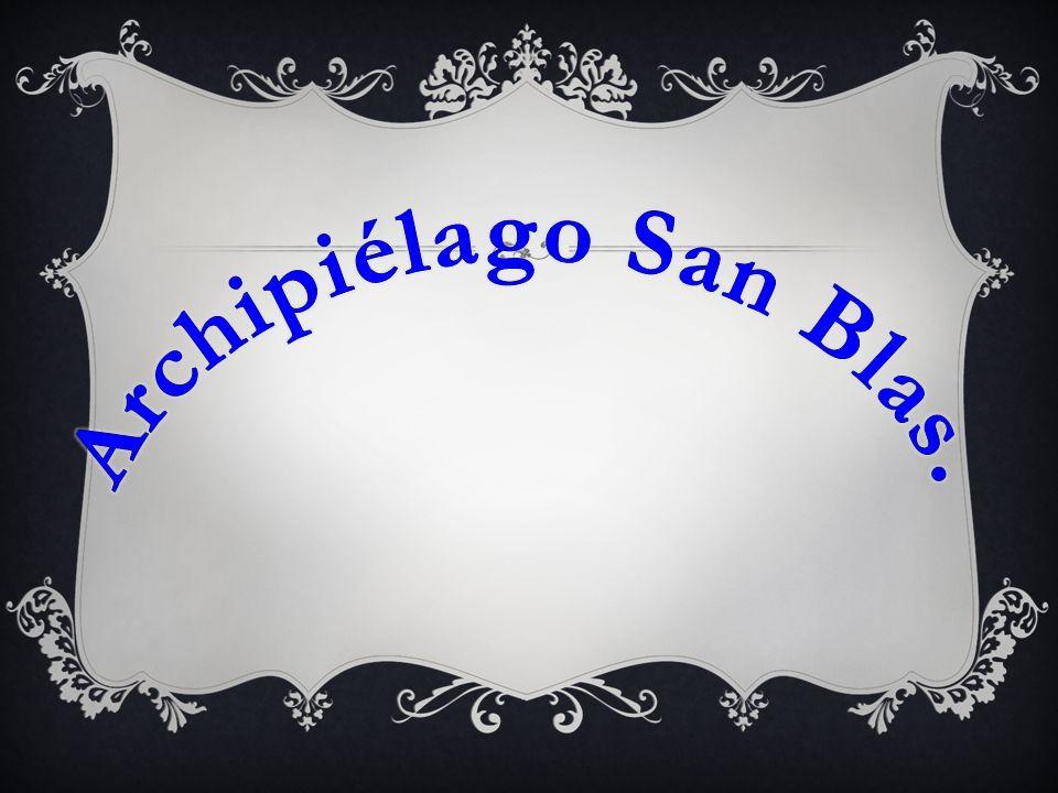 Archipiélago San Blas.
