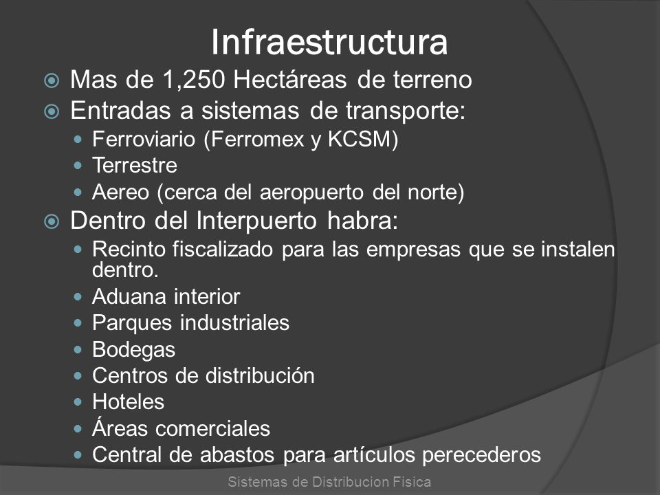 Sistemas de Distribucion Fisica