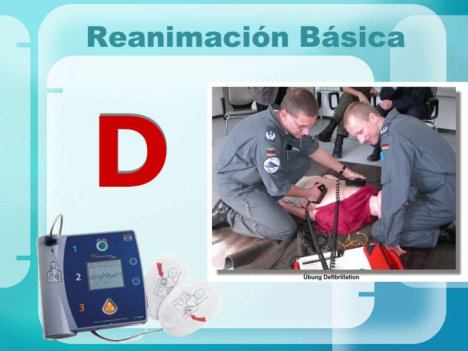 Reanimación Básica D