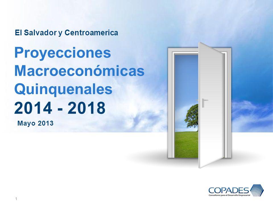 2014 - 2018 Proyecciones Macroeconómicas Quinquenales