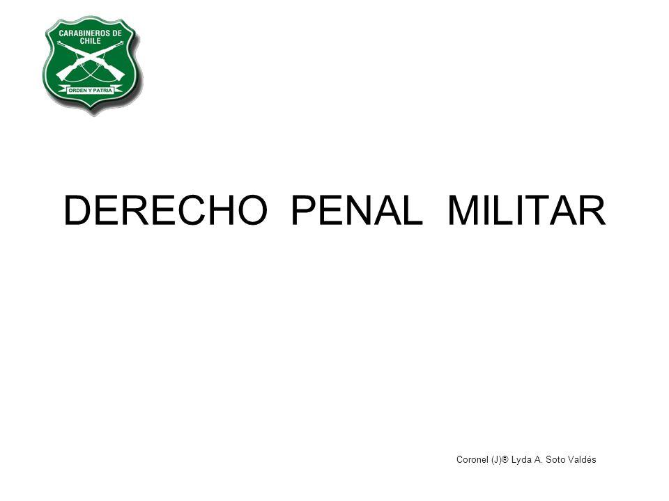 Coronel (J)® Lyda A. Soto Valdés
