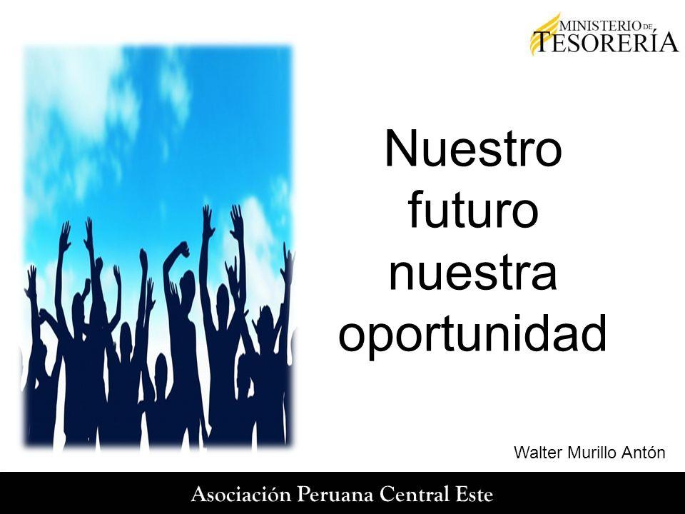 Nuestro futuro nuestra oportunidad