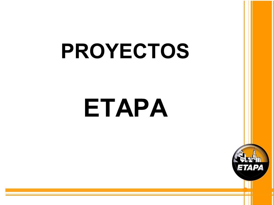PROYECTOS ETAPA