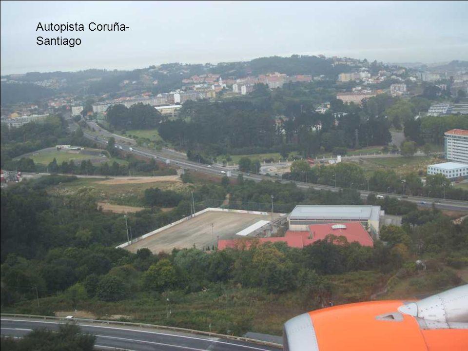 Autopista Coruña-Santiago