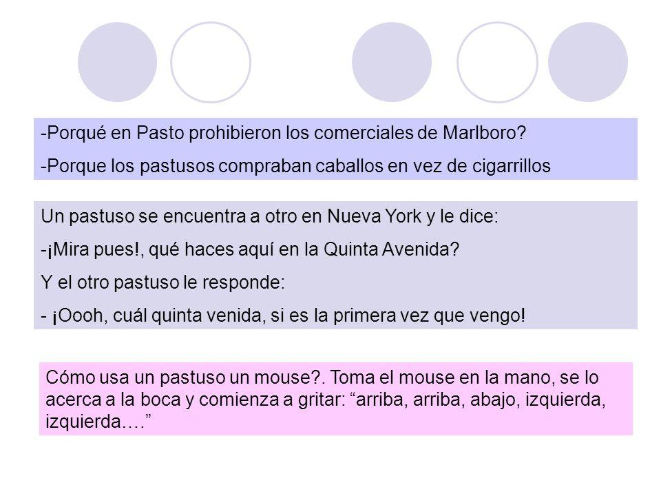 Porqué en Pasto prohibieron los comerciales de Marlboro