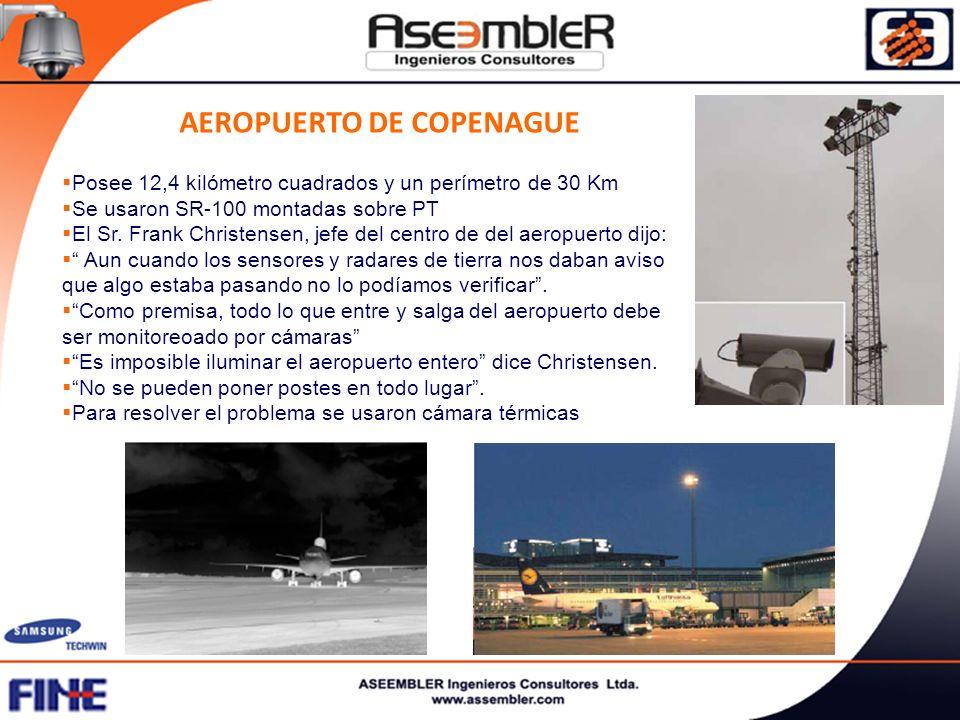 AEROPUERTO DE COPENAGUE