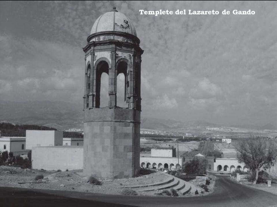 Templete del Lazareto de Gando