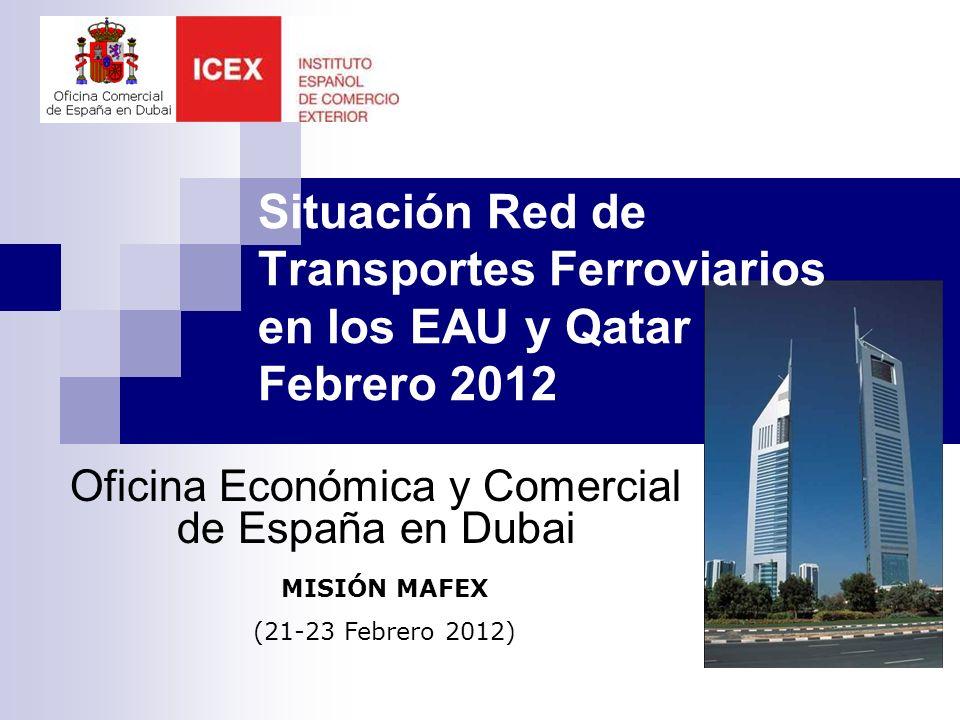 Oficina Económica y Comercial de España en Dubai