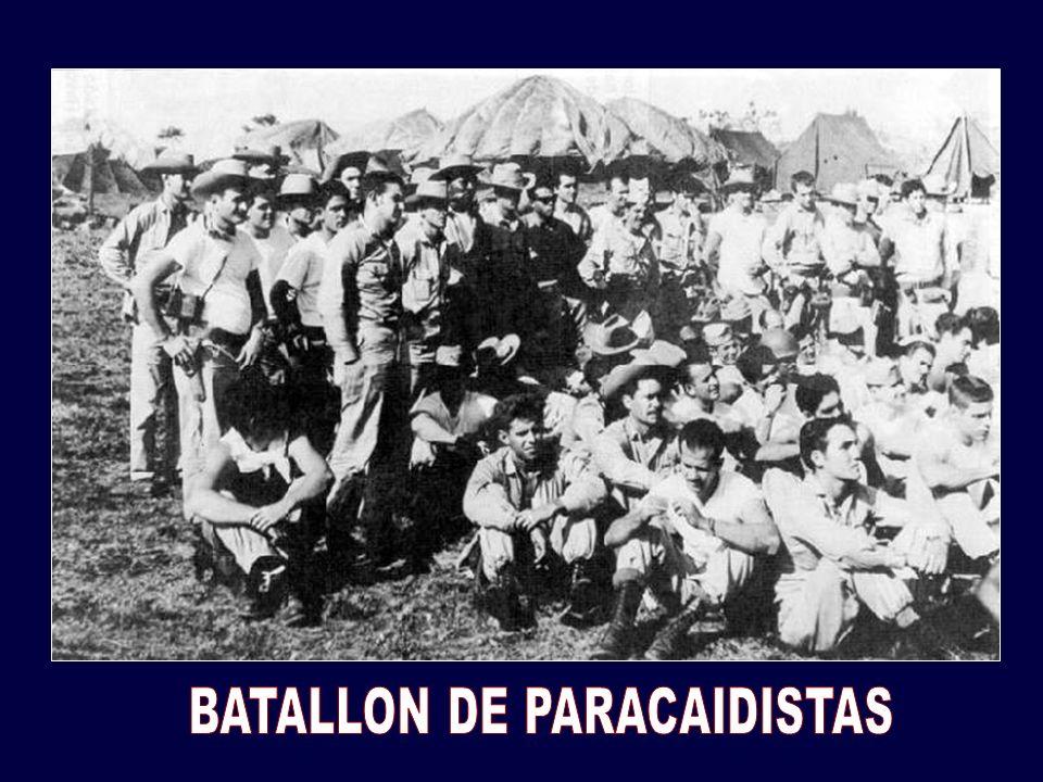 BATALLON DE PARACAIDISTAS