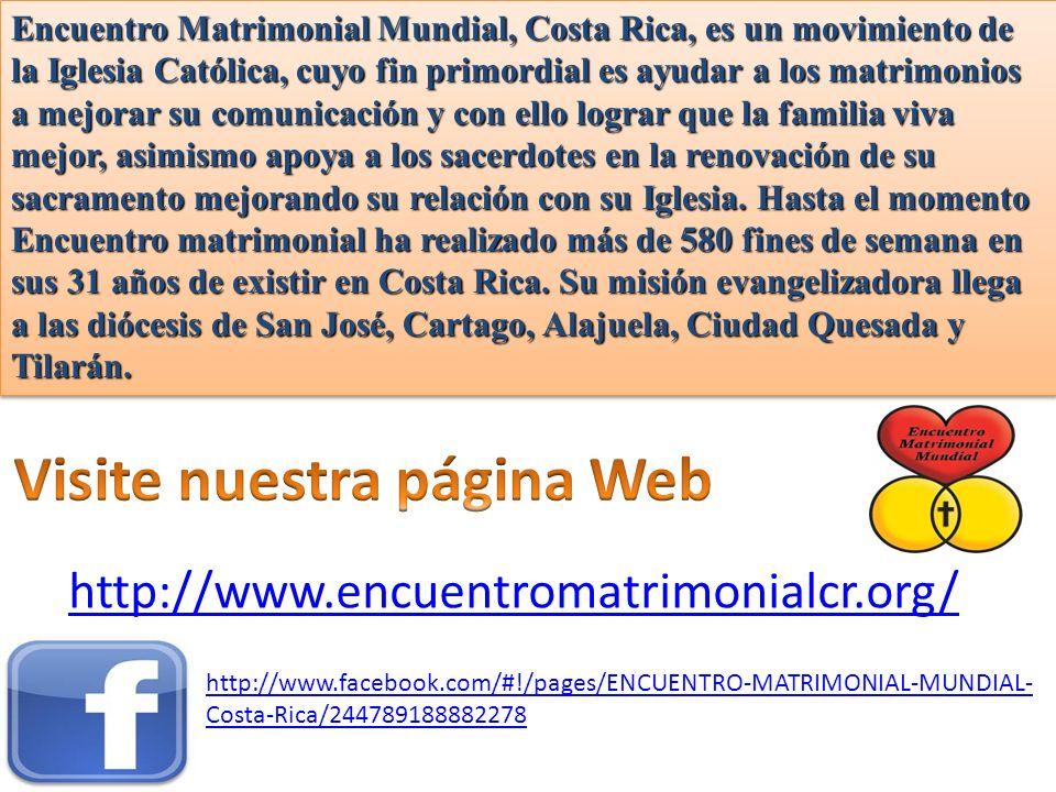 Visite nuestra página Web