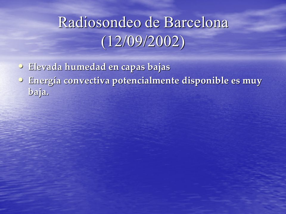 Radiosondeo de Barcelona (12/09/2002)
