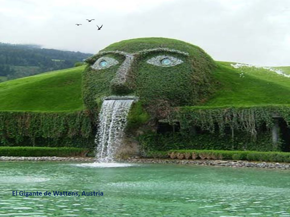 El Gigante de Wattens, Austria