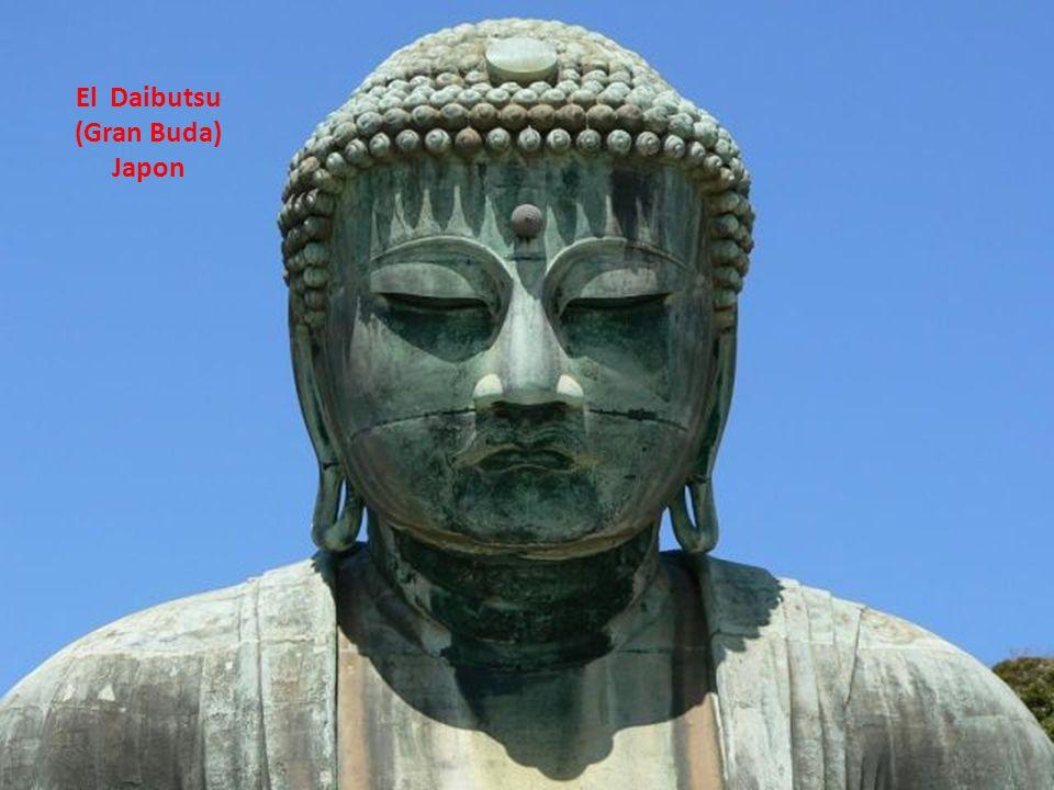 El Daibutsu (Gran Buda) Japon