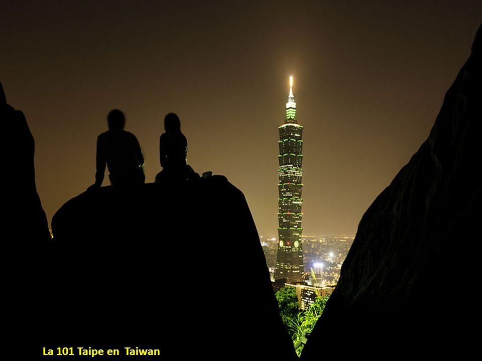 La 101 Taipe en Taiwan