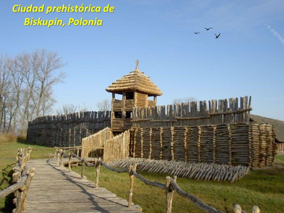 Ciudad prehistórica de Biskupin, Polonia