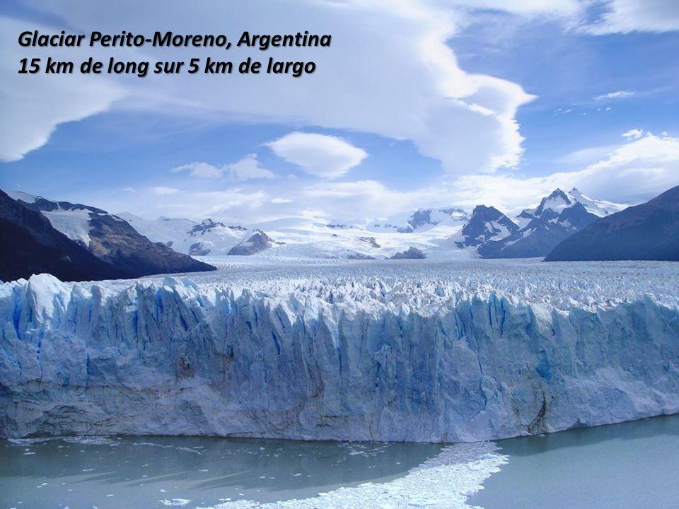Glaciar Perito-Moreno, Argentina