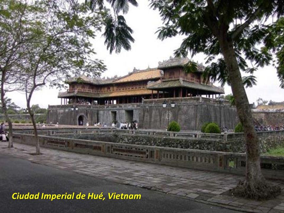Ciudad Imperial de Hué, Vietnam