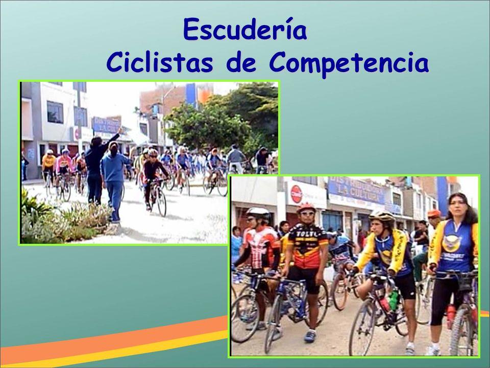 Escudería Ciclistas de Competencia