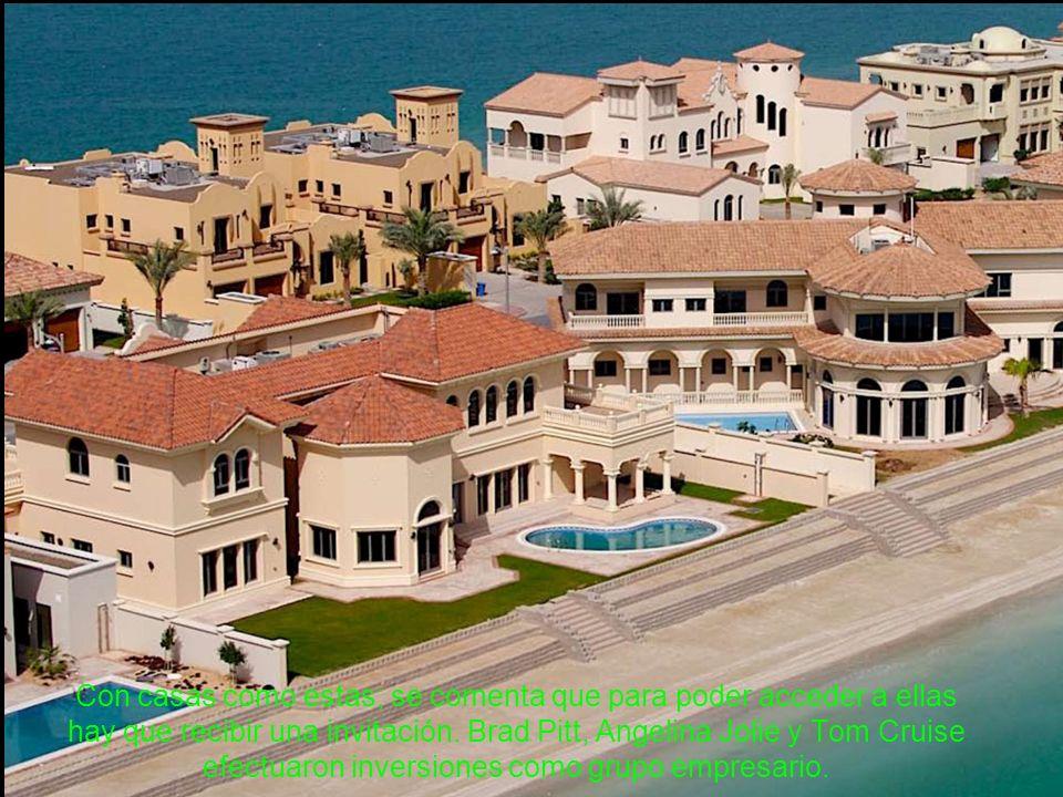 Con casas como estas; se comenta que para poder acceder a ellas hay que recibir una invitación.
