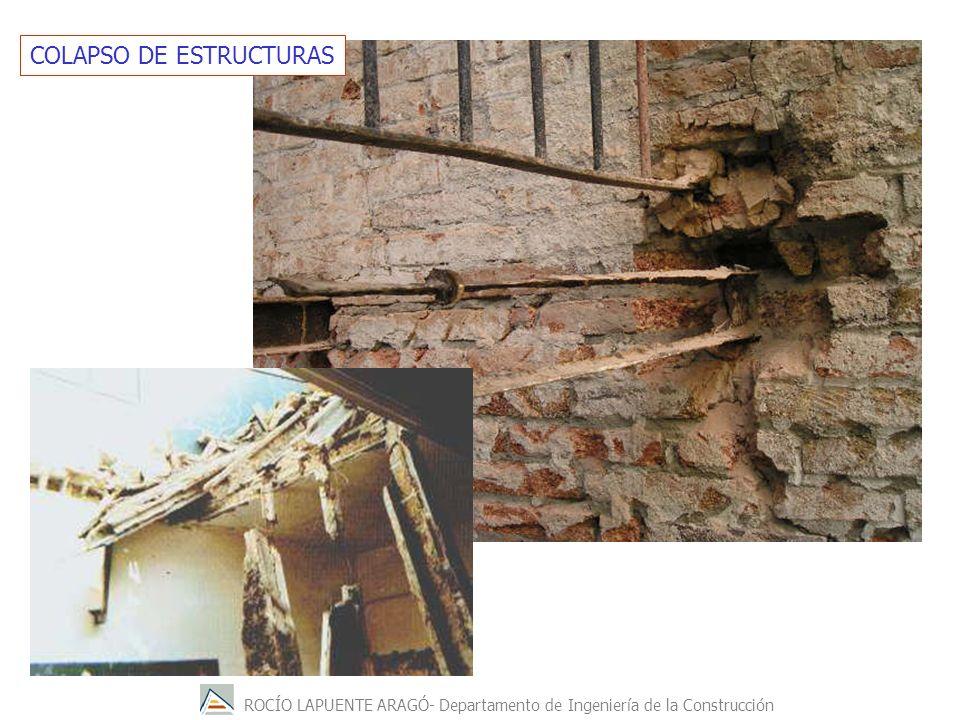 COLAPSO DE ESTRUCTURAS