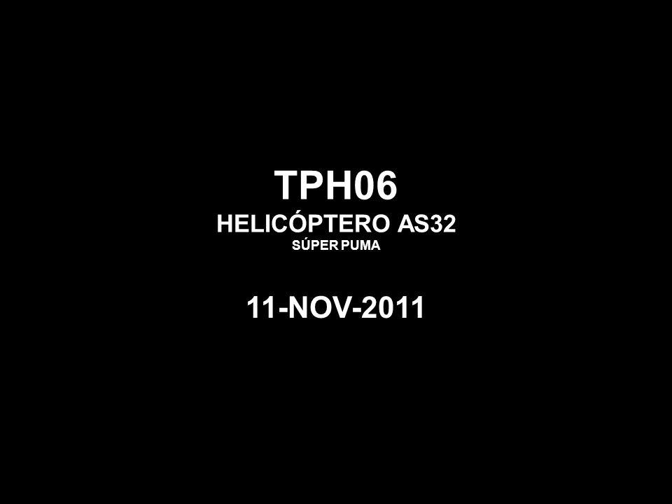 TPH06 HELICÓPTERO AS32 SÚPER PUMA
