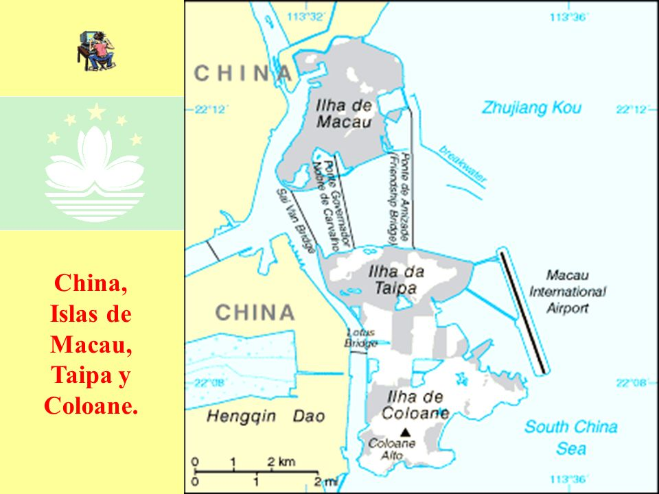 China, Islas de Macau, Taipa y Coloane.