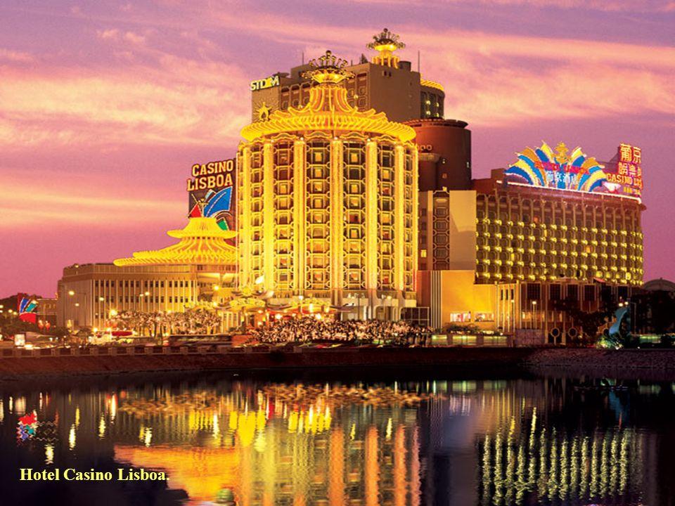 Hotel Casino Lisboa.