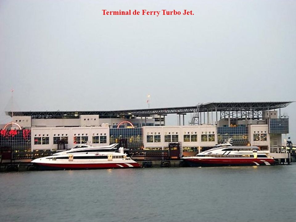 Terminal de Ferry Turbo Jet.