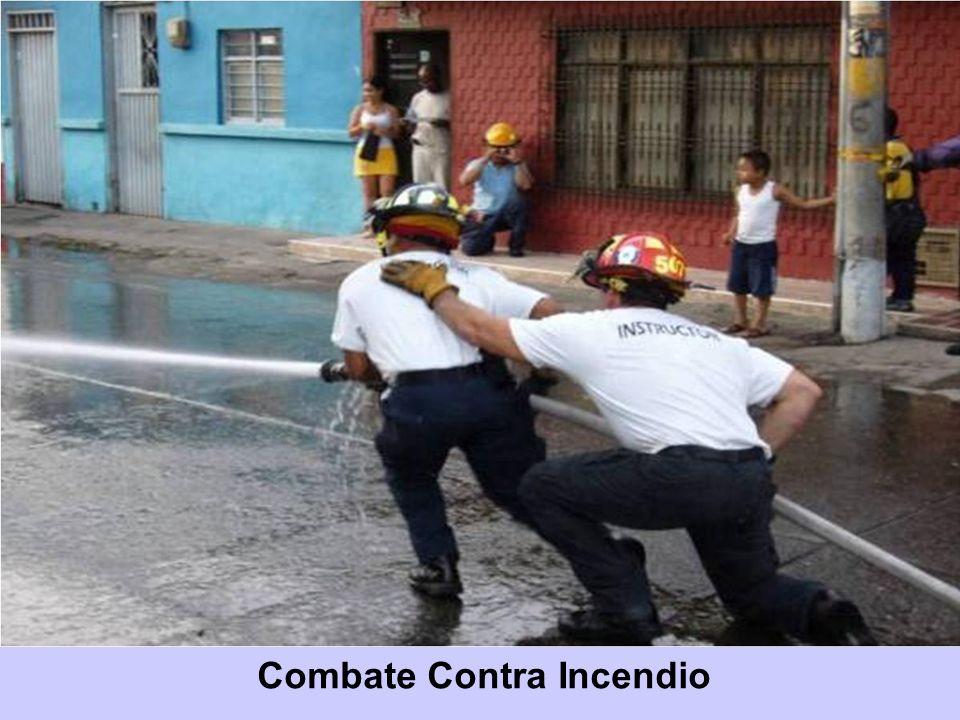 Combate Contra Incendio