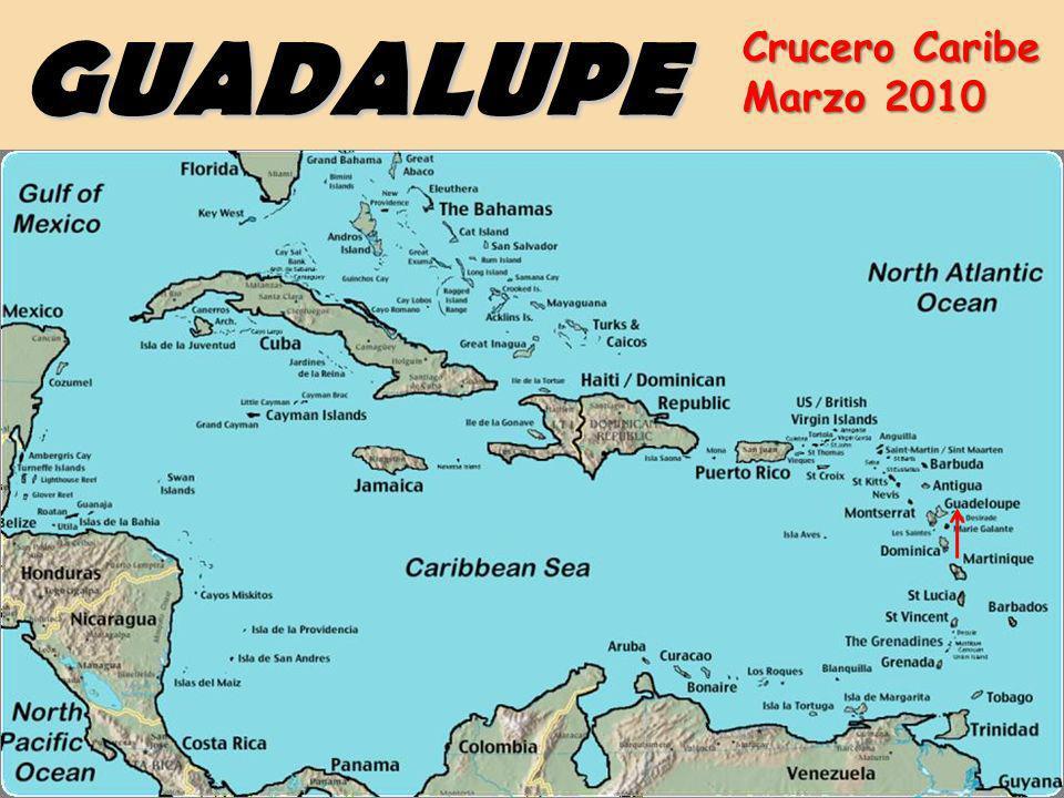 Crucero Caribe Marzo 2010 Guadalupe