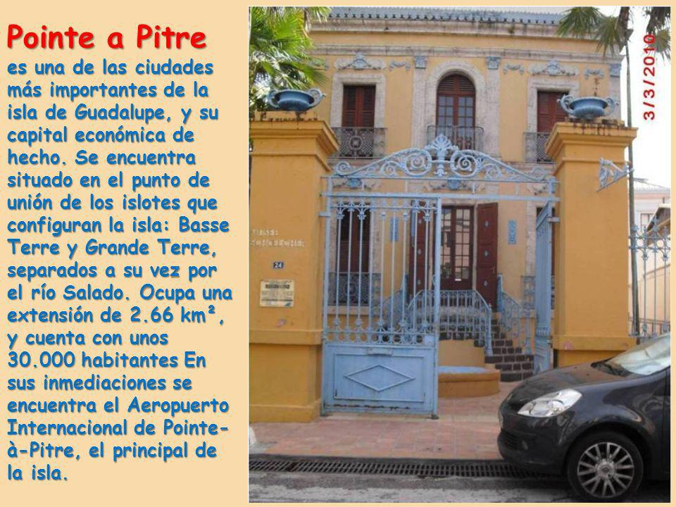 Pointe a Pitre