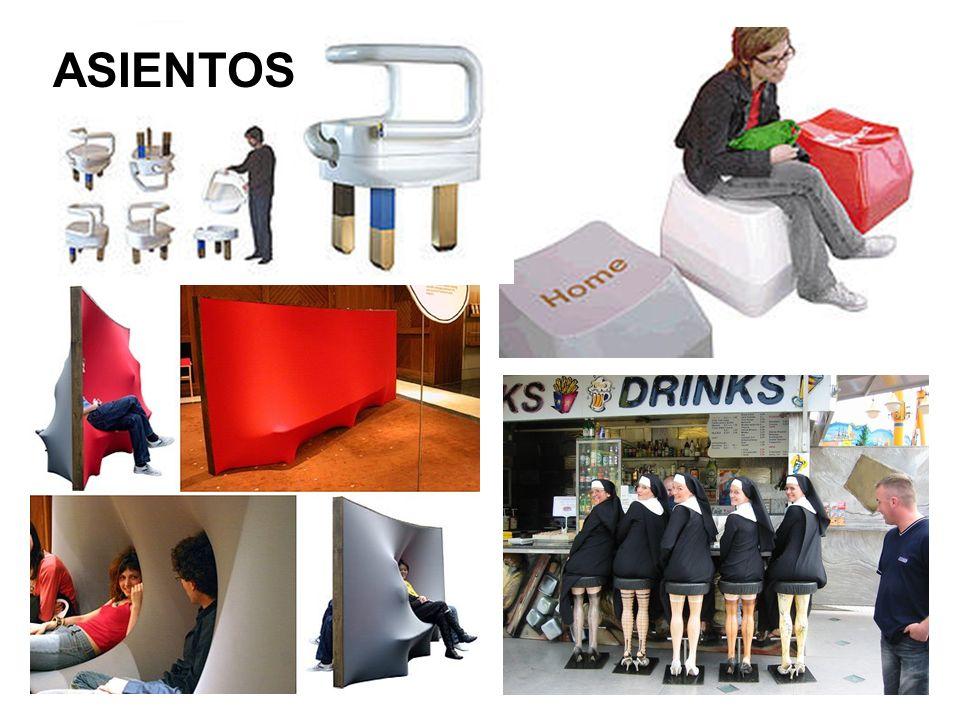 ASIENTOS VARIEDAD DE ASIENTOS