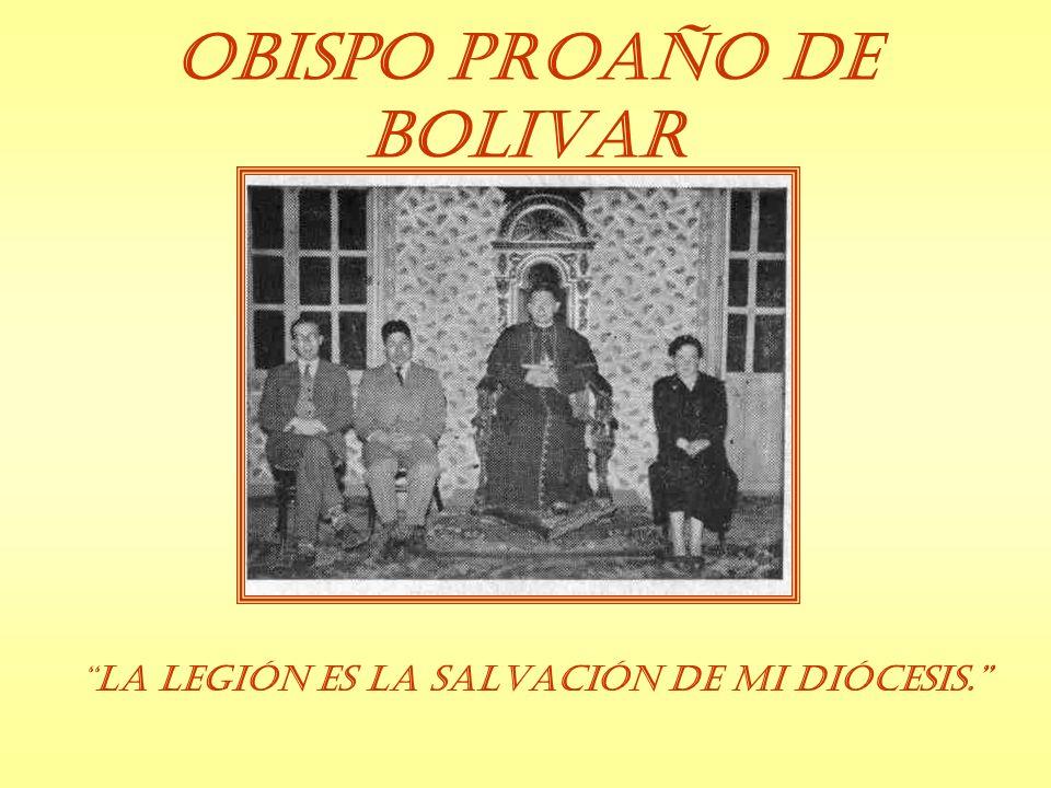 Obispo Proaño de Bolivar