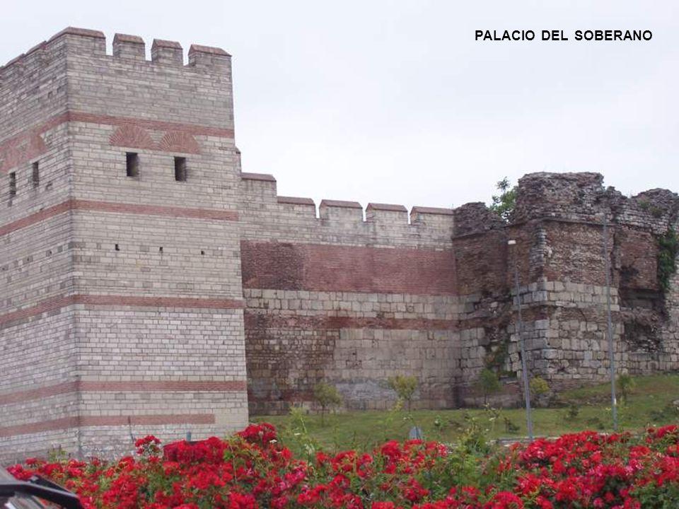 PALACIO DEL SOBERANO